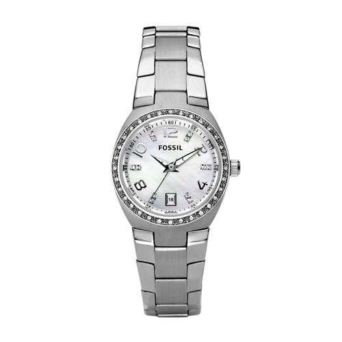 fossil Colleague Stainless Steel Watch AM4141