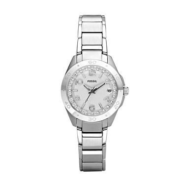 Fossil AM4229 Analog Silver Dial