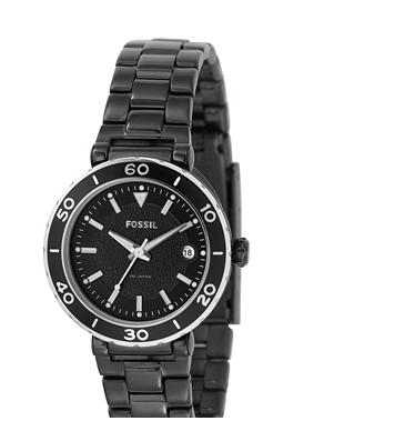 Fossil AM4280, Analogue Black Dial