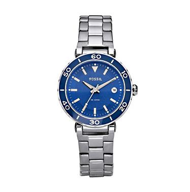 Fossil AM4282 Analog Blue Dial
