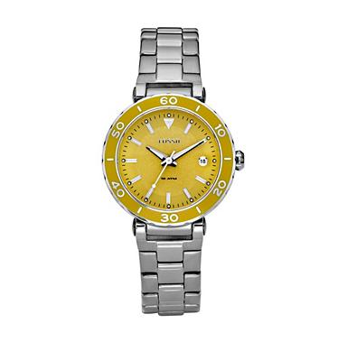 Fossil AM4284 Analog Yellow Dial