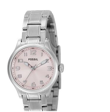 Fossil AM4294 Analog Pink Dial