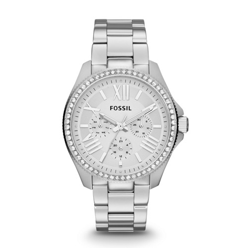 Fossil Cecile Multifunction Stainless Steel Watch Am4481