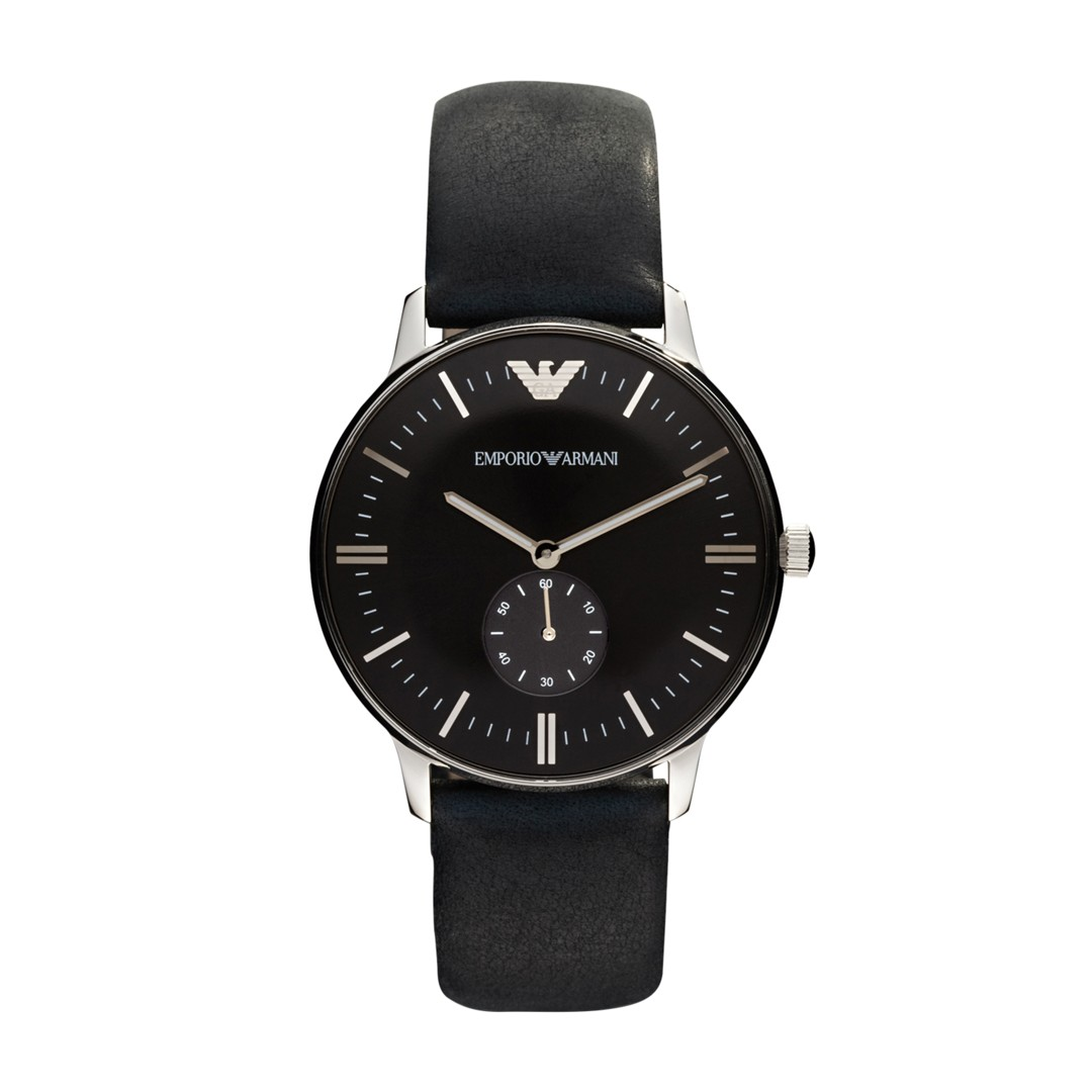 Emporio Armani Classic Watch Ar0382  - AR0382-WSI
