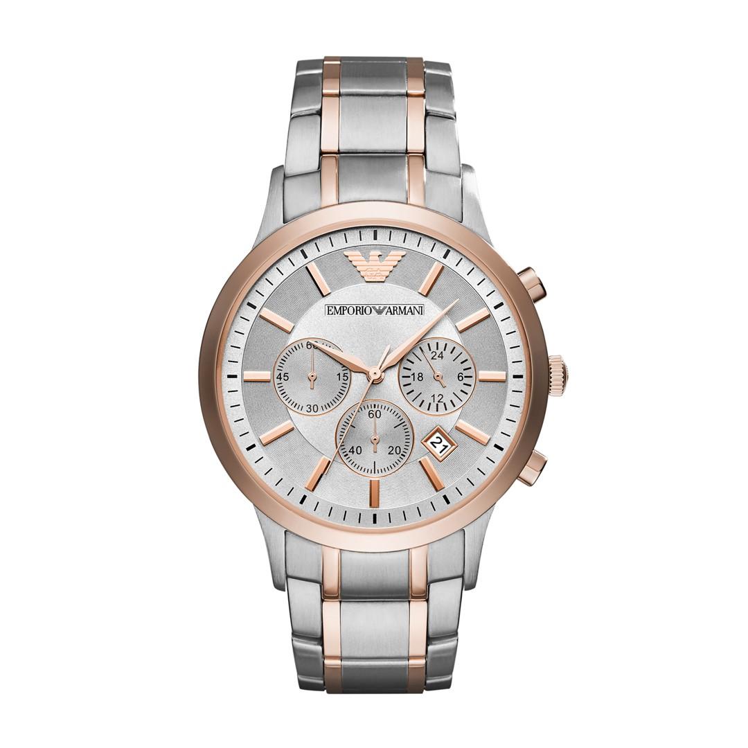 Armani Emporio Armani Men&Apos;S Dress Watch Ar11077 Jewelry - AR11077-WSI