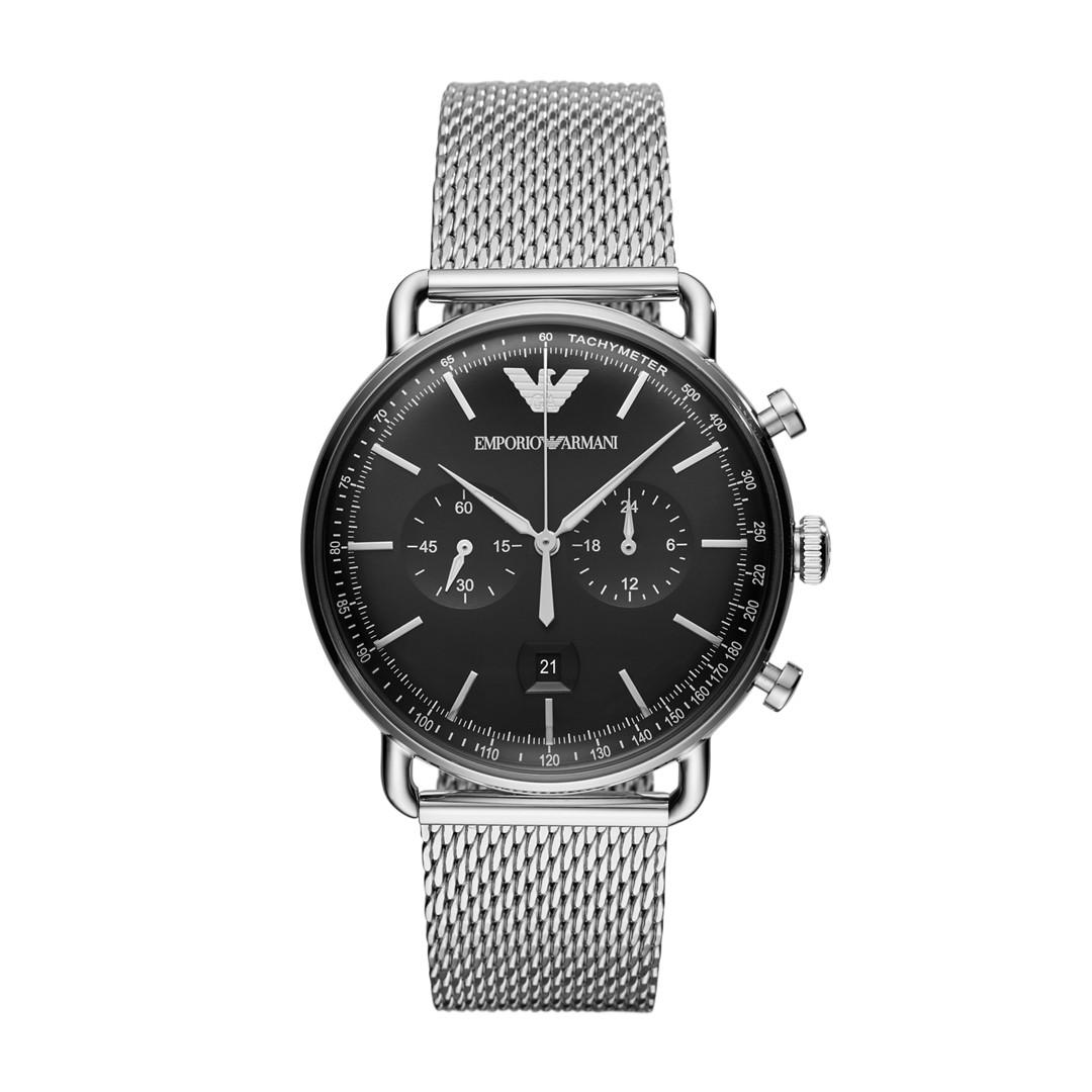 Armani Emporio Armani Men&Apos;S Dress Watch Ar11104 jewelry - AR11104-WSI