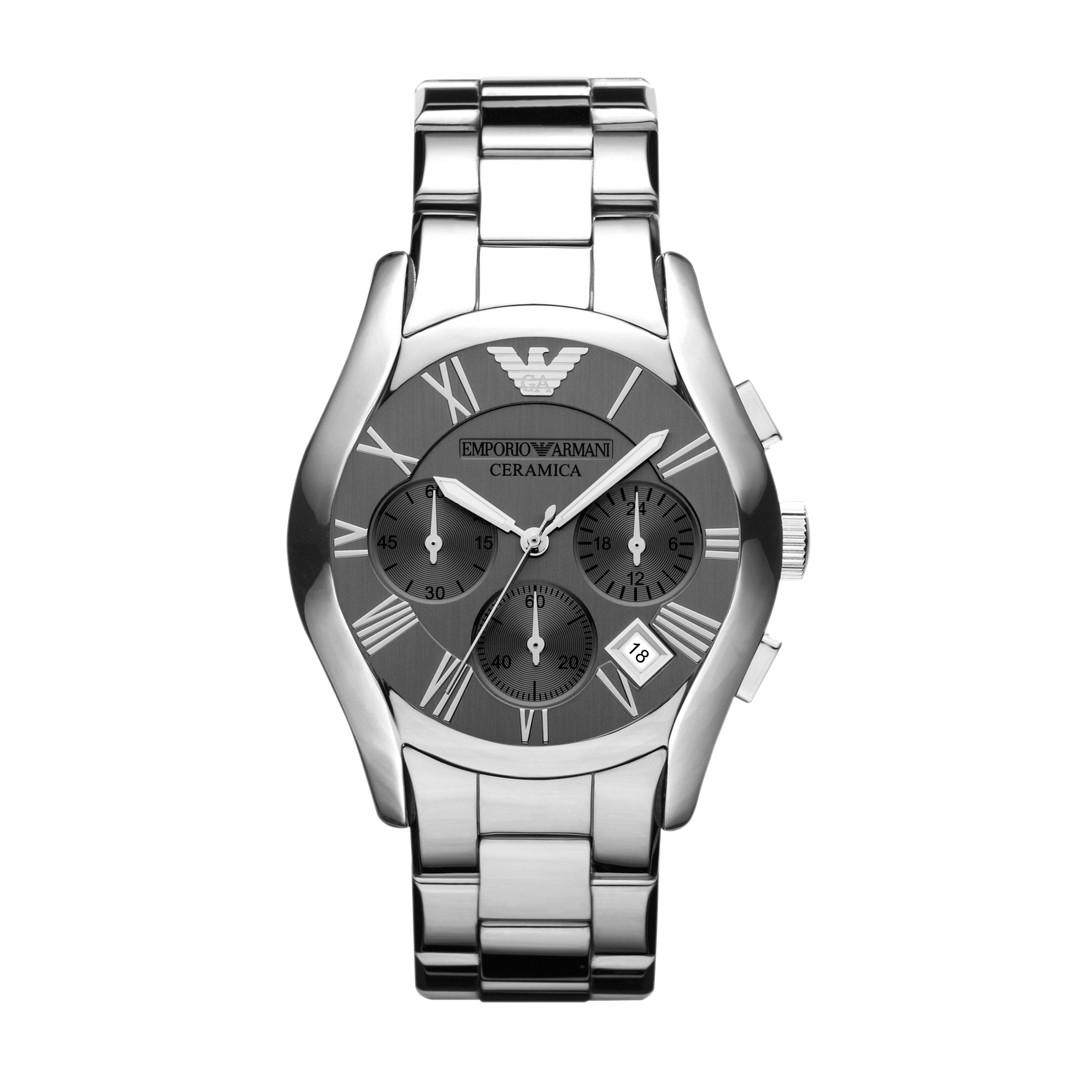 Emporio-Armani Ceramica Watch Ar1465  - AR1465-WSI