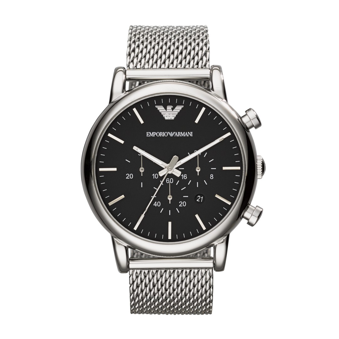 Armani Classic Watch Ar1808 Watches - AR1808-WSI