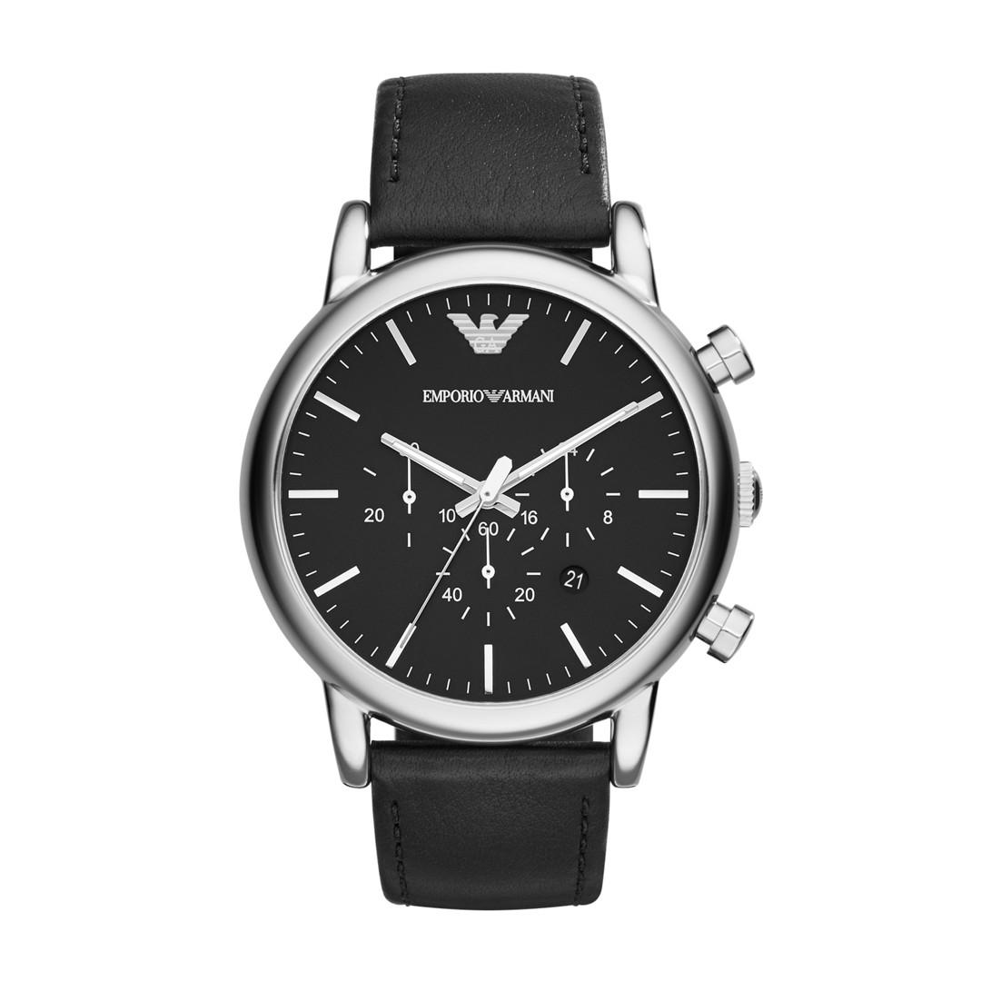 Armani Classic Watch Ar1828 Watches - AR1828-WSI