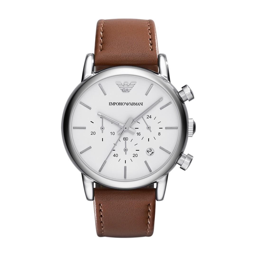 Armani Emporio Armani Men&Apos;S Classic Watch Ar1846 Watches - AR1846-WSI