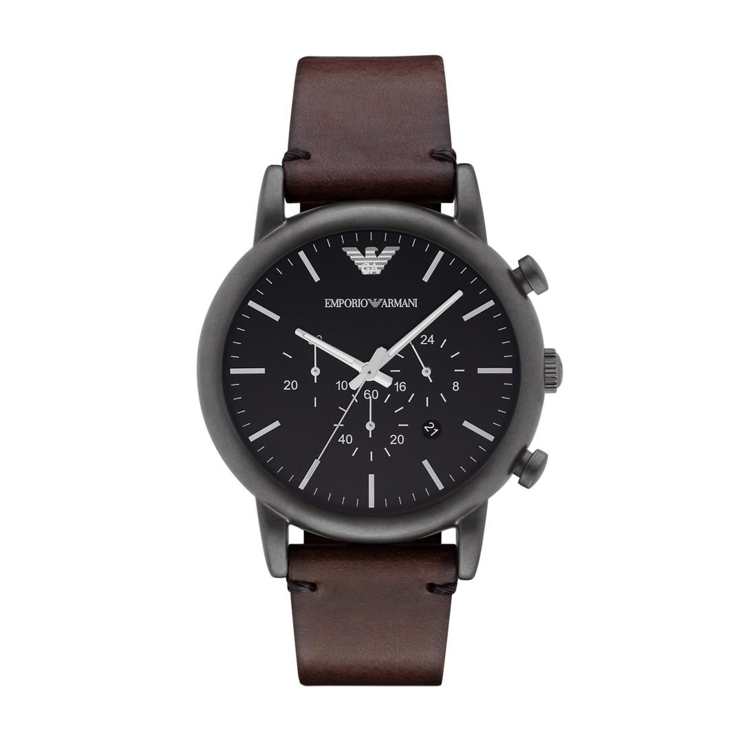Armani Dress Watch Ar1919 Jewelry - AR1919-WSI