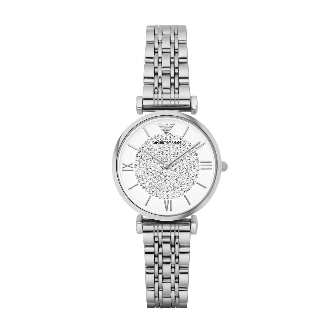Armani Retro Watch Ar1925 Jewelry - AR1925-WSI