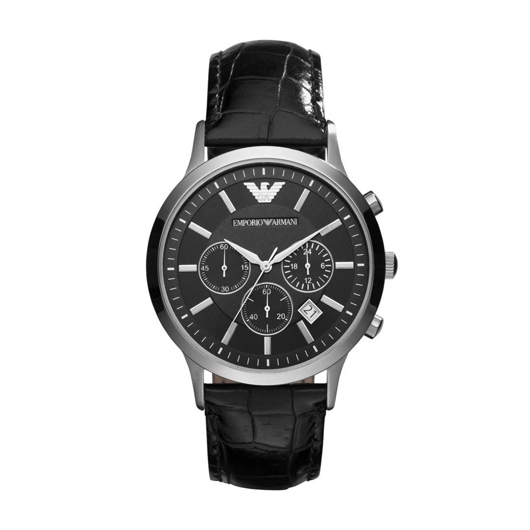 Armani Classic Watch Ar2447 Watches - AR2447-WSI