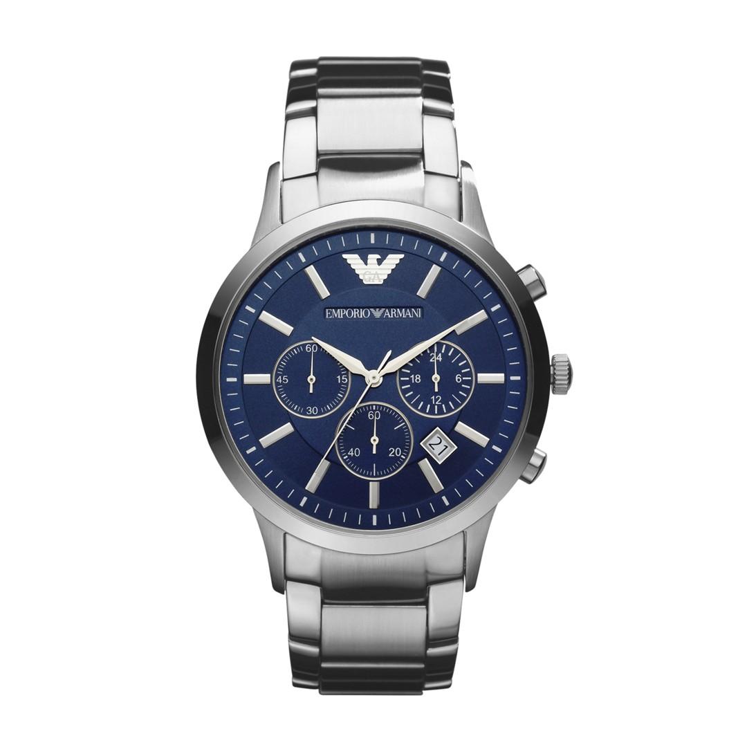 Armani Classic Watch Ar2448 Watches - AR2448-WSI