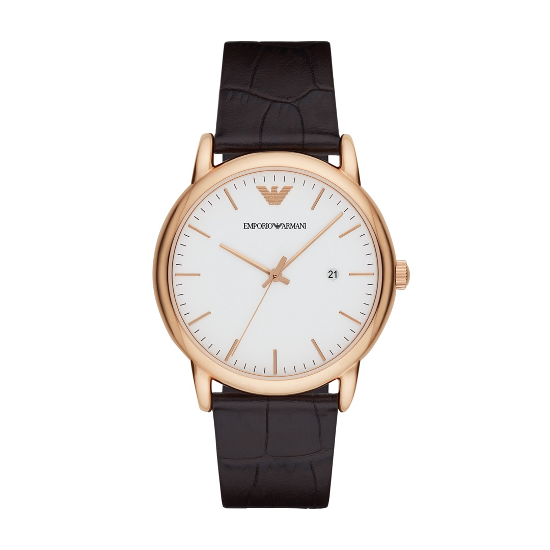 Armani Dress Watch Ar2502 Jewelry - AR2502-WSI