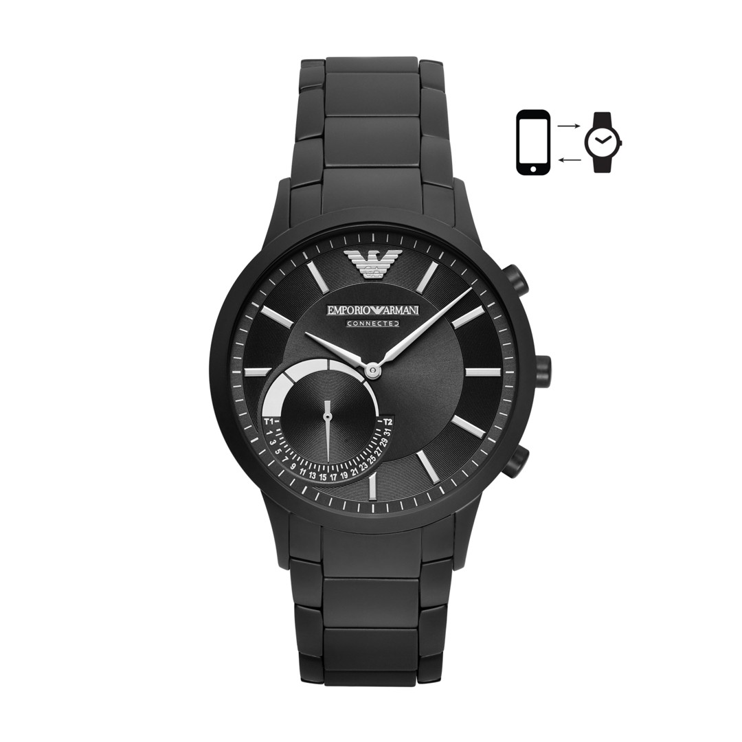 Armani Emporio Armani Connected Men&Apos;S Hybrid Smartwatch Art3001 Jewelry..