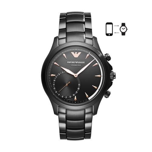 Armani Emporio Armani Connected Men&Apos;S Hybrid Smartwatch Art3012 Jewelry..