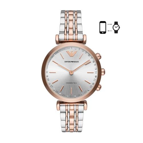 Armani Emporio Armani Connected Women&Apos;S Hybrid Smartwatch Art3019 jewel..
