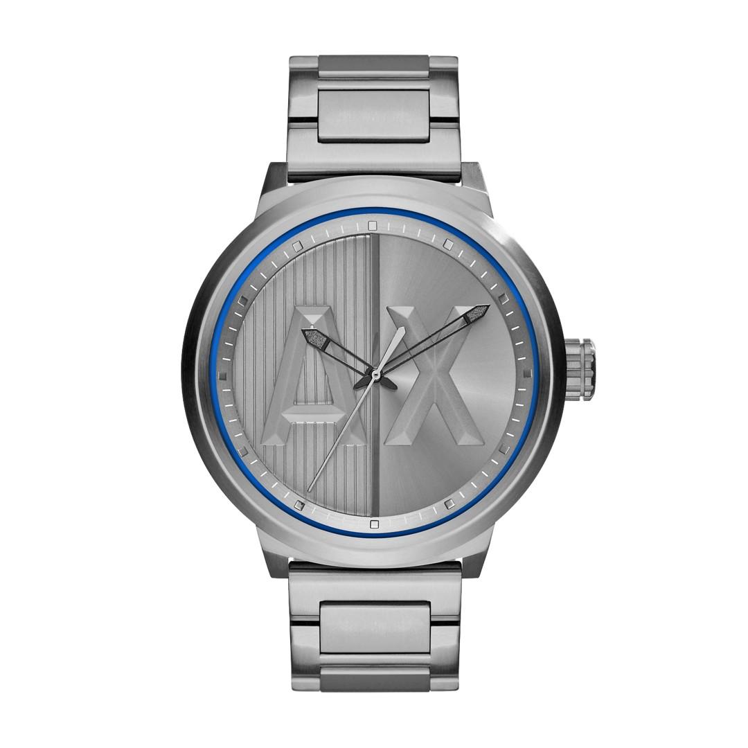 Armani Exchange A|X Men&Apos;S Atlc Stainless Steel Watch - Silver-Tone Ax1364 Jewelry - AX1364-WSI