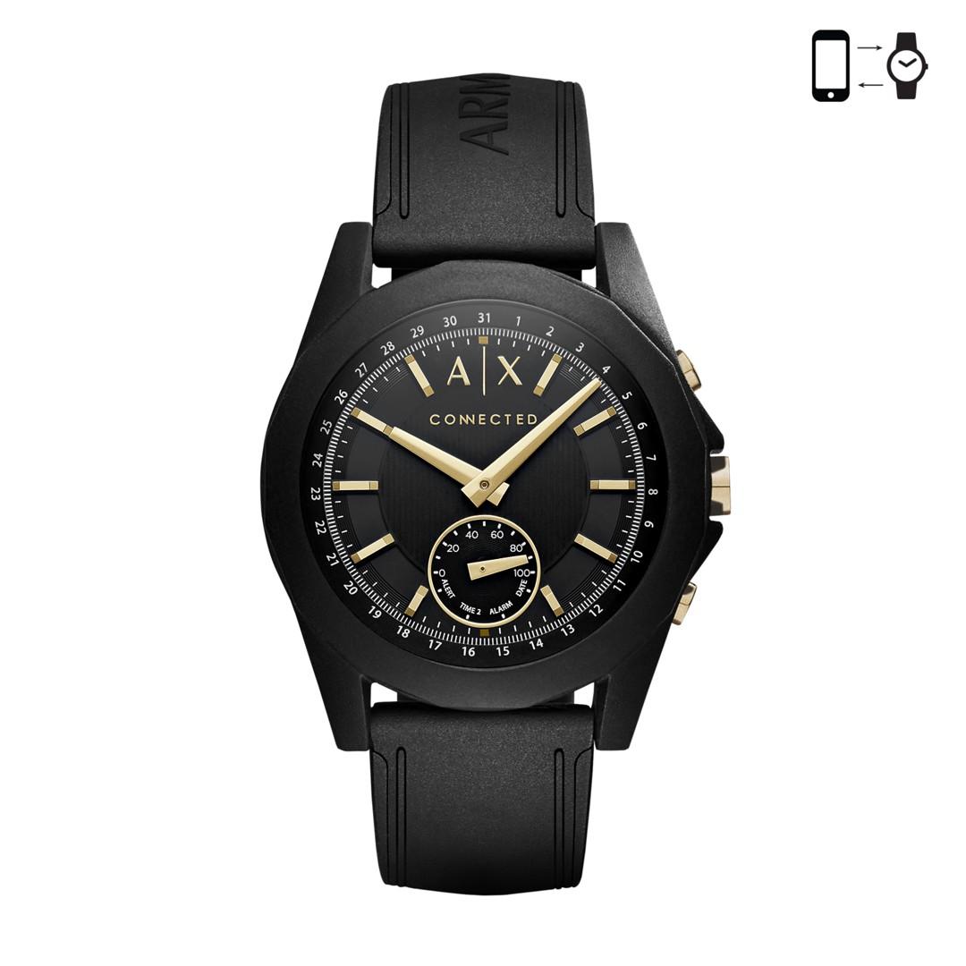 Armani Exchange A|X Men&Apos;S Hybrid Smartwatch Axt1004 Jewelry - AXT1004-WSI