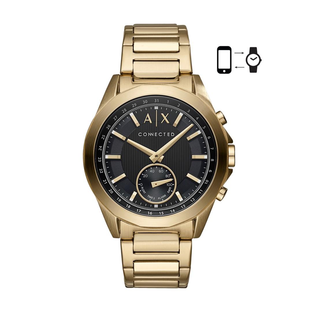 Armani Exchange Aix Men&Apos;S Hybrid Smartwatch Axt1008 Jewelry - AXT1008-WSI