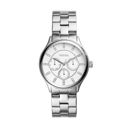 Modern Sophisticate Multifunction Stainless Steel Watch BQ1560