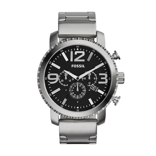 Gage Chronograph Stainless Steel Watch BQ1708