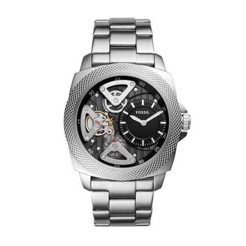 Fossil Privateer Sport Mechanical Stainless Steel Watch BQ2209