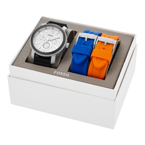 Fossil Gage Multifunction Interchangeable Strap Box Set Bq2307set Watch