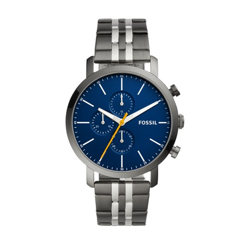 Luther Chronograph Two-Tone Stainless Steel Watch BQ2462