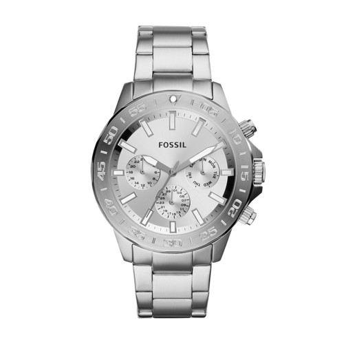 Bannon Multifunction Stainless Steel Watch BQ2490