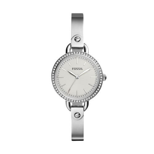 Fossil Classic Minute Three-Hand Stainless Steel Watch BQ3162