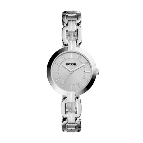 Fossil Kerrigan Three-Hand Stainless Steel Watch BQ3205