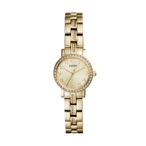 Shae Mini Three-Hand Gold-Tone Stainless Steel Watch BQ3372