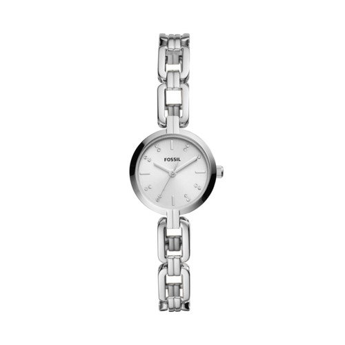 Kerrigan Mini Three-Hand Stainless Steel Watch BQ3445