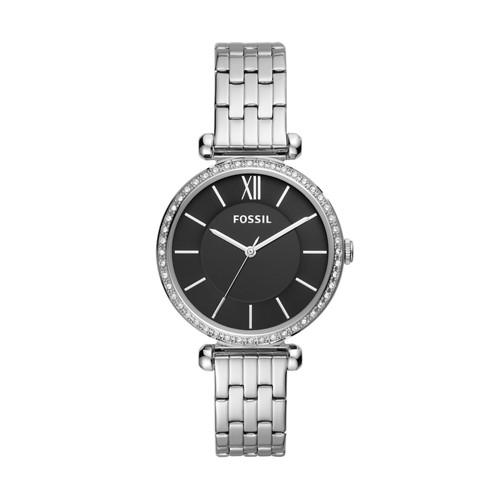 fossil Tillie Three-Hand Stainless Steel Watch BQ3496