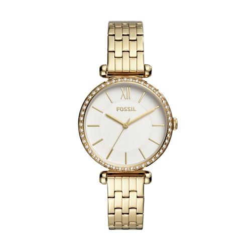 Tillie Three-Hand Gold-Tone Stainless Steel Watch BQ3498