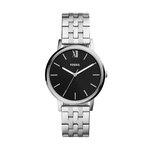 fossil Cambry Three-Hand Stainless Steel Watch BQ3512