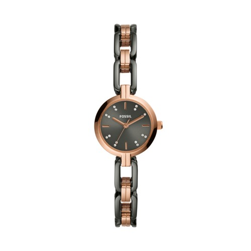 Kerrigan Mini Three-Hand Stainless Steel Watch BQ3520
