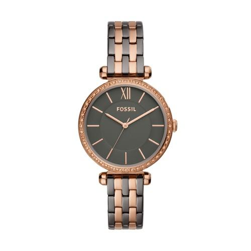 Tillie Three-Hand Two-Tone Stainless Steel Watch BQ3522