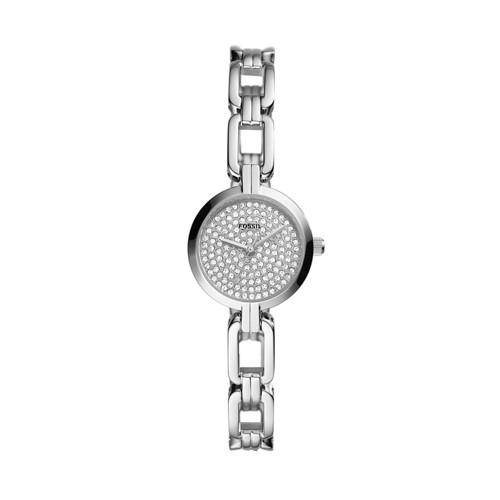 Fossil Kerrigan Mini Three-Hand Stainless Steel Watch  jewelry