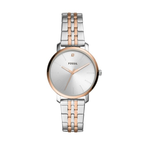 Lexie Luther Three-Hand Two-Tone Stainless Steel Watch BQ3568
