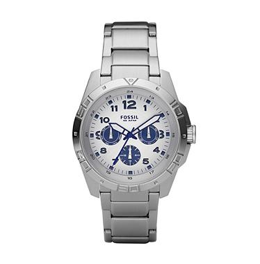 Fossil BQ9400, Multifunction Silver Dial