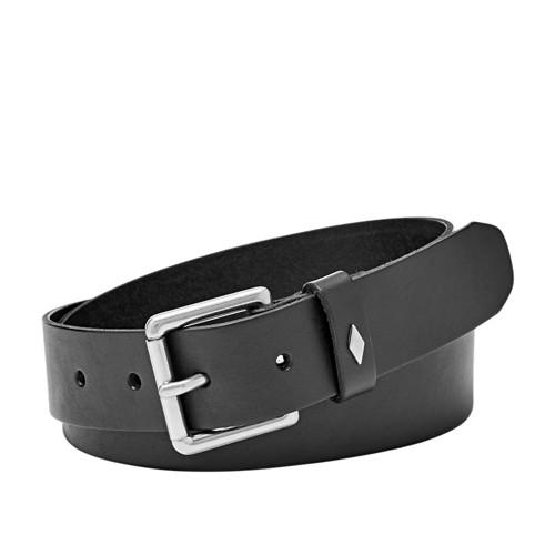 Fossil Diamond Keeper Belt Bt4316001m Color: Black