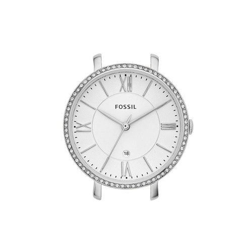 Fossil Jacqueline Stainless Steel Watch Case  Silver