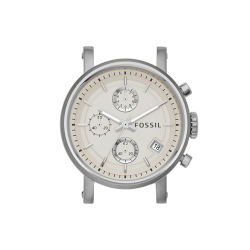 Fossil Original Boyfriend Chronograph Stainless Steel Watch Case C181018