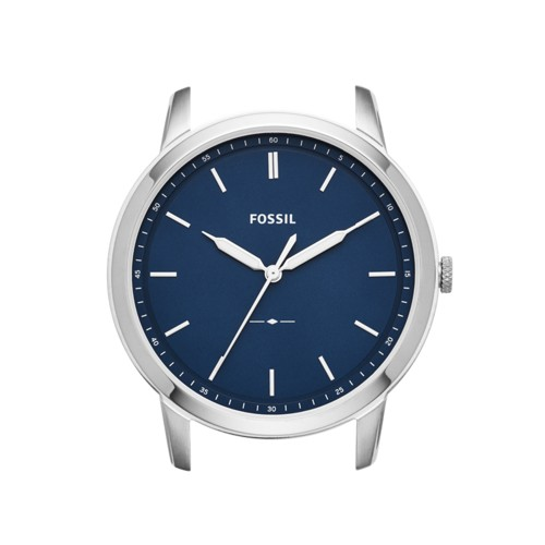 Fossil The Minimalist Slim Three-Hand Blue Watch Case C221039