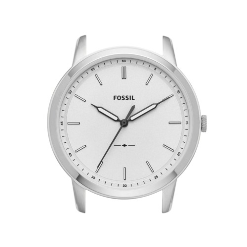 Fossil The Minimalist Slim Three-Hand White Watch Case C221043