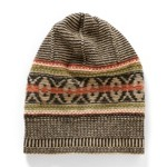 Fossil Chopper Fairisle Beanie