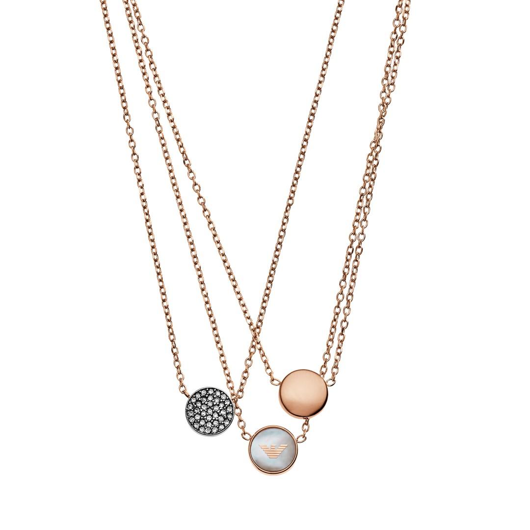 Emporio Armani Emporio Armani Women&Apos;S Necklace Egs2309221 Jewelry - EGS2309221-WSI